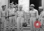 Image of Sergio Osmena Tacloban City Leyte Island Philippines, 1945, second 20 stock footage video 65675041587