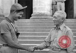 Image of Sergio Osmena Tacloban City Leyte Island Philippines, 1945, second 29 stock footage video 65675041587