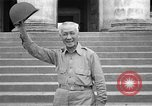 Image of Sergio Osmena Tacloban City Leyte Island Philippines, 1945, second 40 stock footage video 65675041587