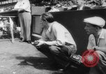 Image of Gunder Hagg United States USA, 1943, second 22 stock footage video 65675041591