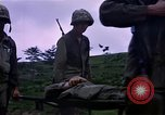Image of Marine troops Naktong River Korea, 1950, second 10 stock footage video 65675041596