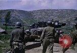 Image of Marine troops Naktong River Korea, 1950, second 32 stock footage video 65675041596