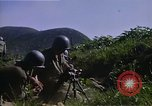 Image of Marine troops Naktong River Korea, 1950, second 19 stock footage video 65675041597