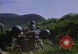 Image of Marine troops Naktong River Korea, 1950, second 23 stock footage video 65675041597