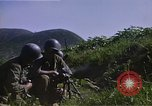 Image of Marine troops Naktong River Korea, 1950, second 31 stock footage video 65675041597