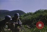 Image of Marine troops Naktong River Korea, 1950, second 32 stock footage video 65675041597
