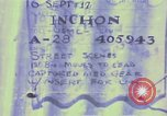 Image of United States troops Inchon Incheon South Korea, 1950, second 3 stock footage video 65675041601