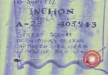 Image of United States troops Inchon Incheon South Korea, 1950, second 4 stock footage video 65675041601