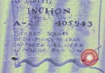 Image of United States troops Inchon Incheon South Korea, 1950, second 5 stock footage video 65675041601