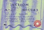 Image of United States troops Inchon Incheon South Korea, 1950, second 10 stock footage video 65675041601