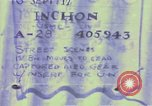 Image of United States troops Inchon Incheon South Korea, 1950, second 11 stock footage video 65675041601