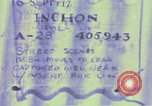 Image of United States troops Inchon Incheon South Korea, 1950, second 12 stock footage video 65675041601