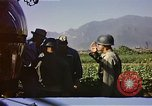 Image of General O P Smith Naktong River Korea, 1950, second 11 stock footage video 65675041604