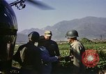 Image of General O P Smith Naktong River Korea, 1950, second 13 stock footage video 65675041604