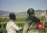 Image of General O P Smith Naktong River Korea, 1950, second 19 stock footage video 65675041604