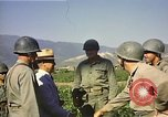 Image of General O P Smith Naktong River Korea, 1950, second 20 stock footage video 65675041604