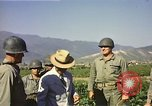 Image of General O P Smith Naktong River Korea, 1950, second 24 stock footage video 65675041604