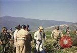 Image of General O P Smith Naktong River Korea, 1950, second 25 stock footage video 65675041604