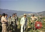 Image of General O P Smith Naktong River Korea, 1950, second 28 stock footage video 65675041604