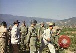 Image of General O P Smith Naktong River Korea, 1950, second 30 stock footage video 65675041604