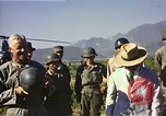 Image of General O P Smith Naktong River Korea, 1950, second 31 stock footage video 65675041604