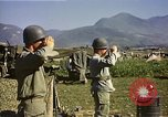Image of General O P Smith Naktong River Korea, 1950, second 34 stock footage video 65675041604