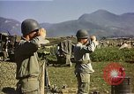 Image of General O P Smith Naktong River Korea, 1950, second 35 stock footage video 65675041604