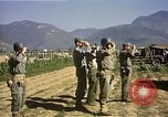 Image of General O P Smith Naktong River Korea, 1950, second 36 stock footage video 65675041604