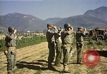 Image of General O P Smith Naktong River Korea, 1950, second 37 stock footage video 65675041604