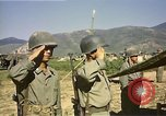 Image of General O P Smith Naktong River Korea, 1950, second 40 stock footage video 65675041604