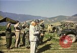 Image of General O P Smith Naktong River Korea, 1950, second 41 stock footage video 65675041604