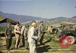 Image of General O P Smith Naktong River Korea, 1950, second 42 stock footage video 65675041604