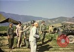 Image of General O P Smith Naktong River Korea, 1950, second 43 stock footage video 65675041604