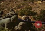 Image of United States Marines in Korean War Hoengsong Korea, 1951, second 13 stock footage video 65675041614