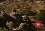 Image of United States Marines in Korean War Hoengsong Korea, 1951, second 15 stock footage video 65675041614