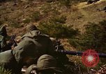 Image of United States Marines in Korean War Hoengsong Korea, 1951, second 17 stock footage video 65675041614