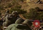 Image of United States Marines in Korean War Hoengsong Korea, 1951, second 20 stock footage video 65675041614