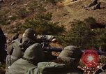 Image of United States Marines in Korean War Hoengsong Korea, 1951, second 21 stock footage video 65675041614