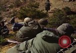 Image of United States Marines in Korean War Hoengsong Korea, 1951, second 23 stock footage video 65675041614