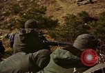 Image of United States Marines in Korean War Hoengsong Korea, 1951, second 42 stock footage video 65675041614