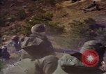 Image of United States Marines in Korean War Hoengsong Korea, 1951, second 43 stock footage video 65675041614