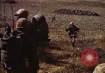 Image of United States Marines in Korean War Hoengsong Korea, 1951, second 45 stock footage video 65675041614