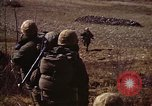 Image of United States Marines in Korean War Hoengsong Korea, 1951, second 47 stock footage video 65675041614