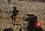 Image of United States Marines in Korean War Hoengsong Korea, 1951, second 55 stock footage video 65675041614