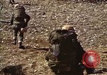 Image of United States Marines in Korean War Hoengsong Korea, 1951, second 56 stock footage video 65675041614