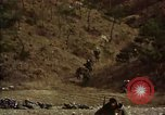 Image of United States Marines in combat during Korean War Hoengsong Korea, 1951, second 31 stock footage video 65675041615