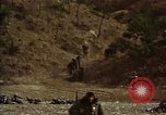 Image of United States Marines in combat during Korean War Hoengsong Korea, 1951, second 32 stock footage video 65675041615