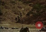 Image of United States Marines in combat during Korean War Hoengsong Korea, 1951, second 34 stock footage video 65675041615
