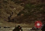 Image of United States Marines in combat during Korean War Hoengsong Korea, 1951, second 35 stock footage video 65675041615