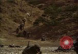 Image of United States Marines in combat during Korean War Hoengsong Korea, 1951, second 37 stock footage video 65675041615